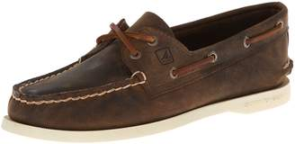 Sperry Authentic Original Boat Shoe Women 9 Leather