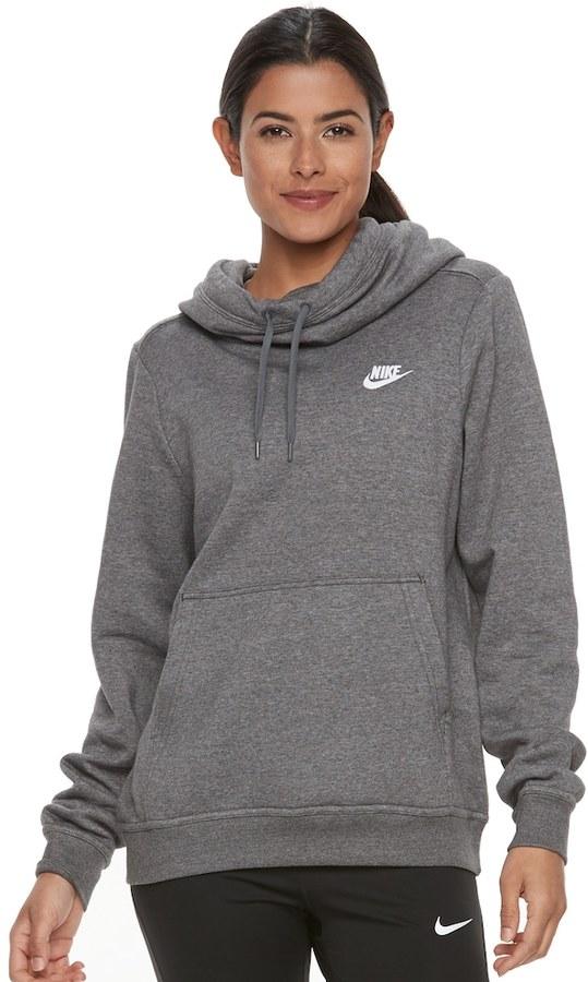 Nike Women's Nike Sportswear Funnel Neck Pullover Hoodie