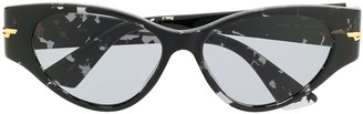 Bottega Veneta The Original 02 sunglasses