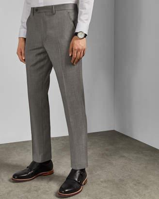 876d99b3a6b8d at Ted Baker · Ted Baker ARCINAT Debonair plain wool trousers