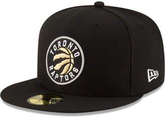New Era Toronto Raptors Solid Team 59FIFTY Cap