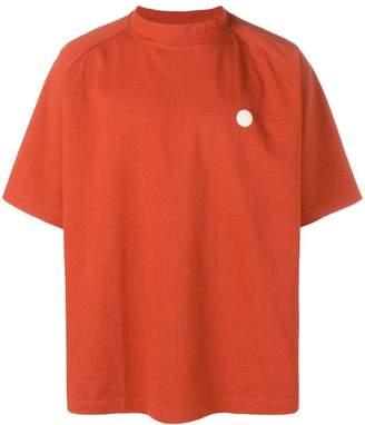 Acne Studios Bassetty Uni oversized T-shirt