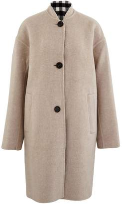 Mansur Gavriel Reversible wool coat