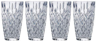 Mikasa Harding Set of 4 Highball Glasses
