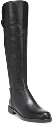 Franco Sarto Christine Wide-Calf Riding Boots $189 thestylecure.com
