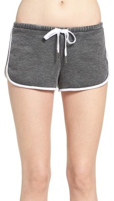 Women's The Laundry Room Cozy Crew Shorts $64 thestylecure.com
