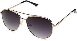 Lucky Brand Lucky D928gol58 Aviator Sunglasses