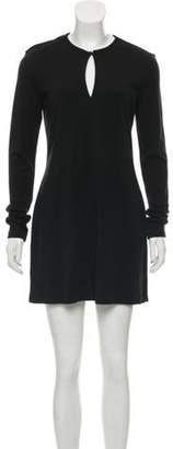 Ralph Lauren Wool Long Sleeve Dress w/ Tags Black Wool Long Sleeve Dress w/ Tags