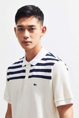 Lacoste '80s Stripe Polo Shirt