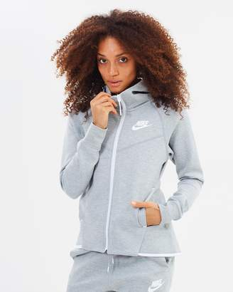 Nike Tech Fleece Windrunner Hoodie - Women's