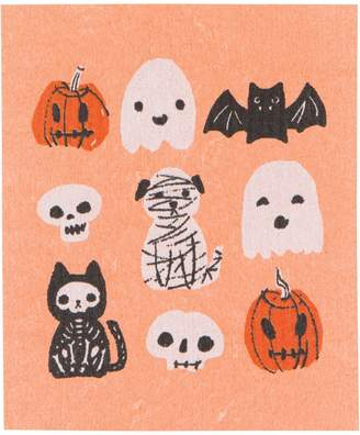 Now Designs Happy Howloween Dishcloth