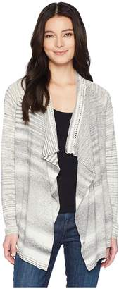 Nic+Zoe Petite Time Change Cardy Women's Sweater