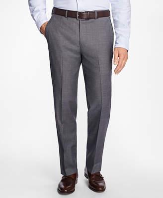 Brooks Brothers Madison Fit Tattersall Dress Trousers