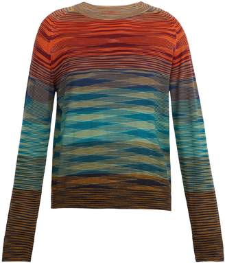 Missoni Wool crew-neck sweater