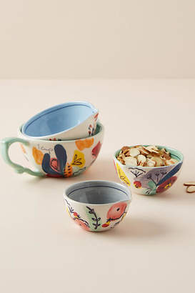 Anthropologie Milton Measuring Cups, Set of 4
