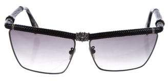 Lanvin Gradient Embellished Sunglasses