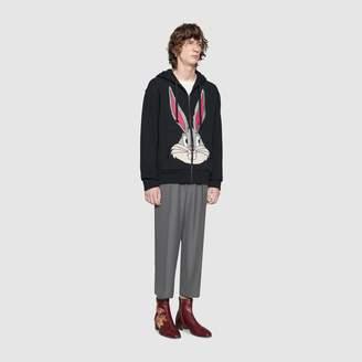 Gucci Bugs Bunny cotton sweatshirt