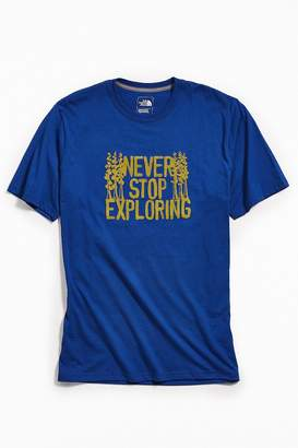 The North Face Bottle Source Never Stop Exploring Tee