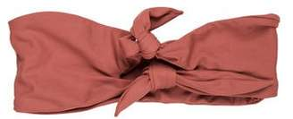 Mikoh Strapless Sweetheart Swimwear Top