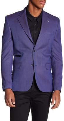 Ron Tomson Slim Fit Not Collar Jacket