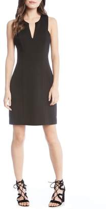 Karen Kane Stretch Sheath Dress