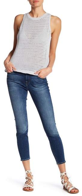 7 For All Mankind7 For All Mankind Gwenevere Crop Jean