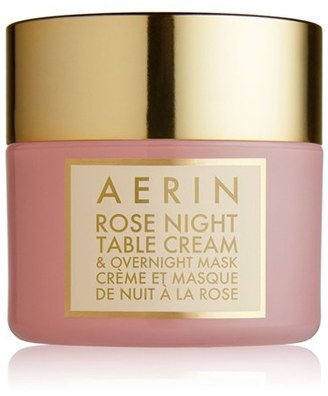 Aerin Beauty 'Rose' Night Table Cream & Overnight Mask $80 thestylecure.com