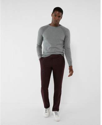 Express classic burgundy dress pant