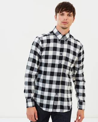 Buffalo David Bitton Lightweight Check Shirt