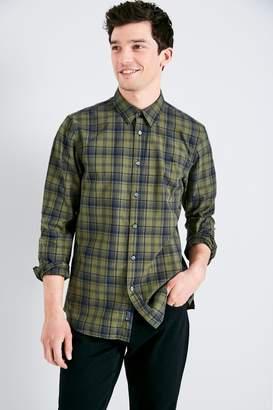 Jack Wills Salcombe Madras Plaid Shirt