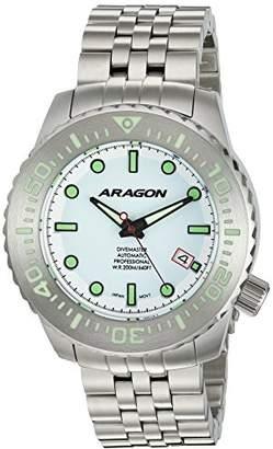 evo ARAGON A264WHT Divemaster 45mm Automatic