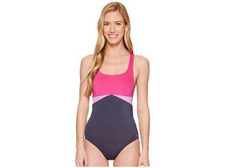 526e2f3e14 at 6pm.com · Nike Cross-Back One-Piece Women's Swimsuits One Piece