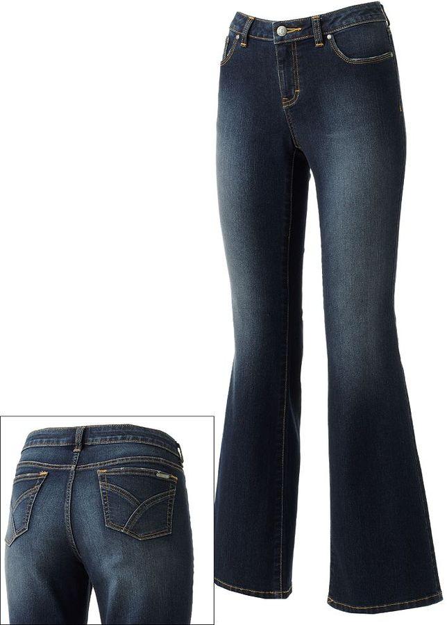 JLO by Jennifer Lopez bootcut jeans