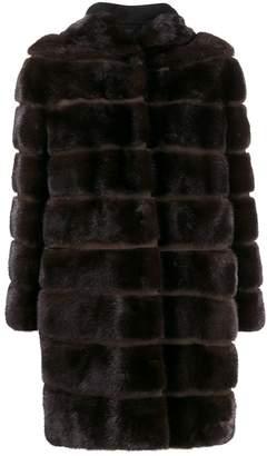Simonetta Ravizza convertible hooded coat