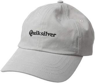 abe22a8c Quiksilver Men's CURSIN SWERVER Trucker HAT