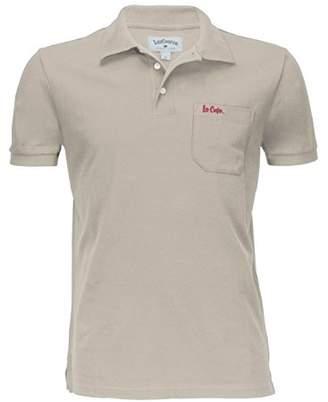 Lee Cooper Men's om55635-429 Polo Shirt,(Manufacturer Size: )