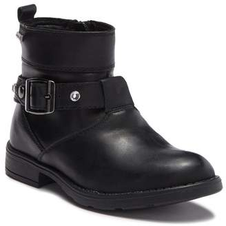 Geox Sofia Leather Boot (Toddler, Little Kid, & Big Kid)