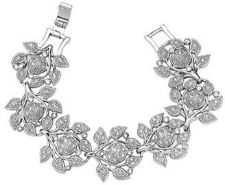Women's Nina 'Camilia' Crystal Bracelet $145 thestylecure.com