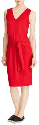 Lauren Ralph Lauren Tie-Waist Knit Dress