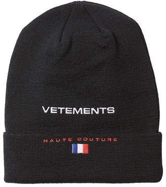 Vetements X Reebok Wool Hat