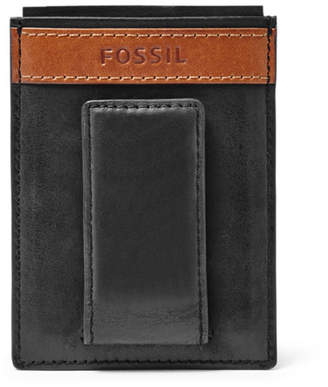 Fossil Quinn Magnetic Card Case