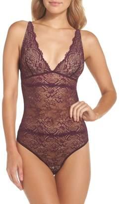 Women's Samantha Chang All Lace Bodysuit