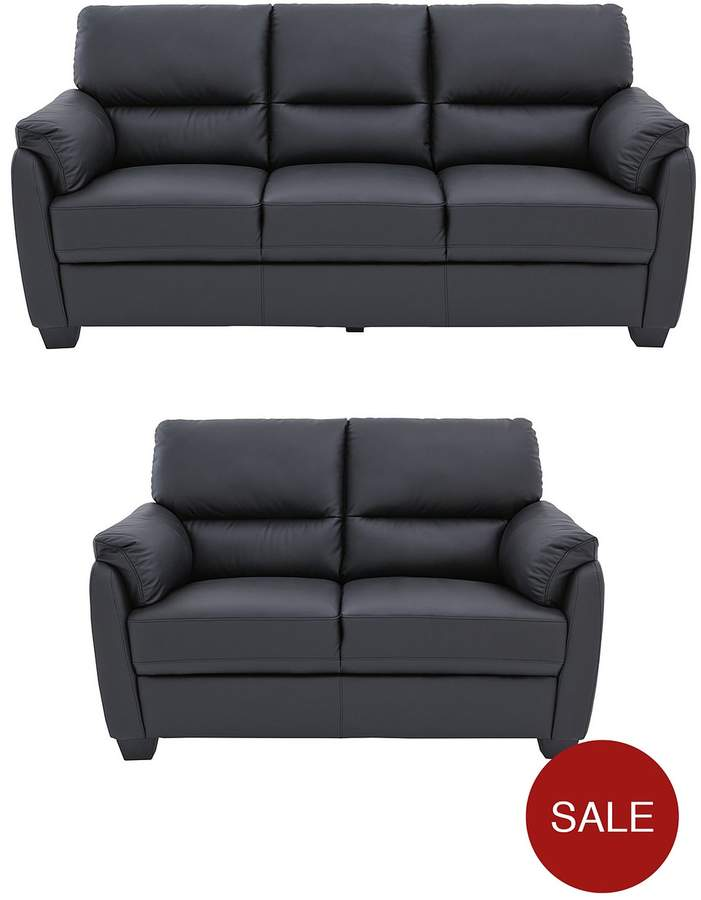 Derby 3-Seater + 2-Seater Sofa Set