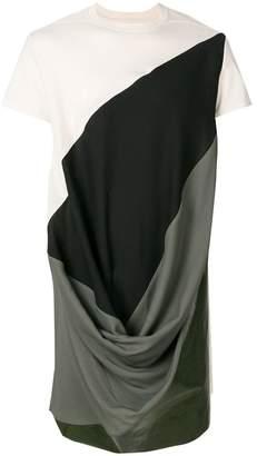 Rick Owens draped front T-shirt