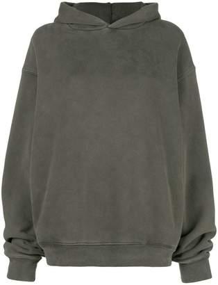 Yeezy loose longsleeved hoodie