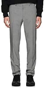 Rag & Bone Men's Patrick Puppytooth Wool-Blend Trousers-Black
