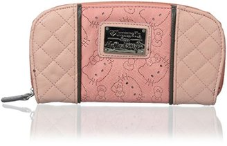 Hello Kitty Perf and Quilted Wallet $37 thestylecure.com
