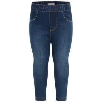Esprit EspritBaby Girls Blue Denim Pull On Jeans