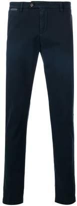 Eleventy regular fit trousers