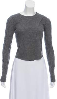 Maiyet Lightweight Cropped Cashmere Sweater